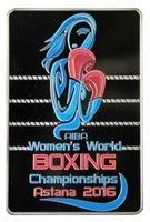 Чемпионат мира по боксу среди женщин. Астана 2016