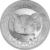 Филин (сова) «ÚKI» - 100 тенге