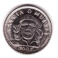 Куба 3 песо 2002 год, Че Гевара