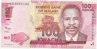 Малави, 100 квача, 2012 г