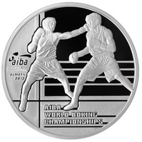 Чемпионат мира по боксу. Алматы 2013