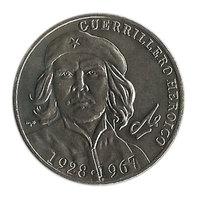 Че Гевара, 1 песо, Куба