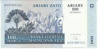 Мадагаскар, 100 ариари=500 франков, 2004год