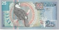 Суринам, 25 гульден, 2000 год