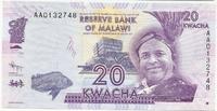 Малави, 20 квача, 2012 г