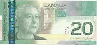 Канада, 20 долларов, 2004 г