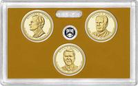 "Набор ""Президенты США"", 1 доллар, 2016 год"