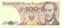 Польша, 100 злотых, 1988 год