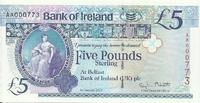 Ирландия, 5 фунтов, 2013 г