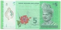 Малайзия, 5 ринггит, 2012 г
