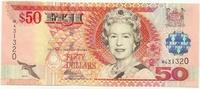 Фиджи, 50 долларов, 2007 г
