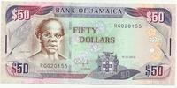 Ямайка, 50 долларов, 2012г