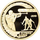 Биатлон. Олимпийские игры-2010
