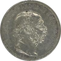 Австро-Венгрия, 2 кроны, 1912 год, Франц-Иосиф I, серебро