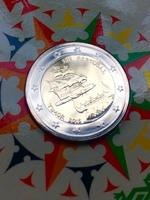 """2 евро Португалия 2015 - """"500-летие открытия Португальского тимора"""" в блистере"""