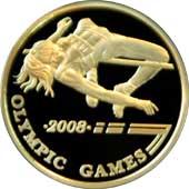 OLYMPIC GAMES 2008. Прыжки в высоту
