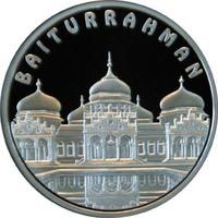 Мечеть Байтуррахман (BAITURRAHMAN) - Знаменитые мечети мира