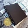 Альбом для банкнот + 10 листов (Optima, Универсал)