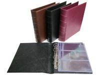 Альбом для банкнот OPTIMA стандарт +10 листов (СОМС, Россия)