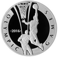 Баскетбол. Олимпийские игры - 2016 - Спорт