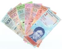 Набор банкнот Венесуэлы (боливар)