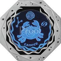 Рак, стихия воды - Знаки зодиака, Казахстан