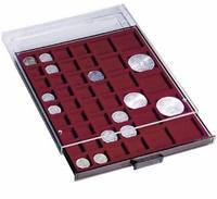 Планшет для 45-ти монет с разным диаметром