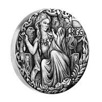 Богиня Фригг - серия Скандинавские богини