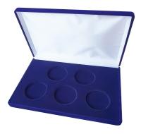 Коробка для 5 монет в капсулах (диаметр 46 мм)