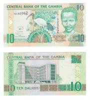 Гамбия | 10 даласи | 2006 год