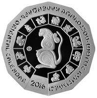 Год обезьяны - Восточный календарь