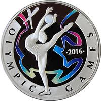 Художественная гимнастика. Олимпийские игры 2016
