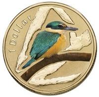 Птица Священная альциона (зимородок) - (Todiramphus sanctus) - Австралия