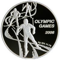 """OLYMPIC GAMES 2006. ЛЫЖНЫЙ СПОРТ - серия """"Спорт"""""""