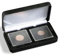 Футляр NOBILE QUADRUM для 2-х монет