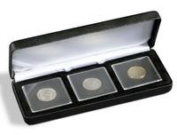 Футляр NOBILE QUADRUM для 3-х монет