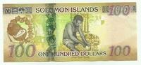 Соломоновы острова, 100 долларов, 2015 год