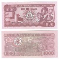 Мозамбик | 1000 метикал | 1989 год