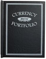 Альбом для банкнот Portfolio, США