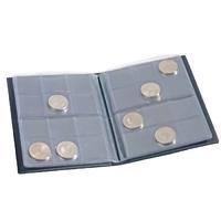 Карманный альбом для монет (96 ячеек) - Leuchtturm