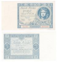 Польша 5 злотых 1930 год