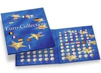 Альбом PRESSO для циркуляционных монет евро. Том I