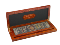 Набор монет Andrei Rublev 1000 гр.