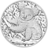 "Серебряная монета ""Коала. 2009"" - Австралия"