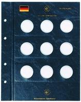 Листы для памятных монет 10 евро - Leuchtturm