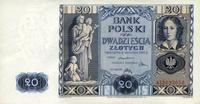 20 злотых, 1936 год, Польша