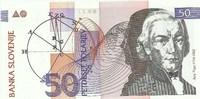 Словения, 50 толаров, 1992 год