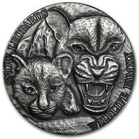 """""""Снежный леопард"""" серия """"Семья дикой природы"""""""