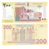 Судан | 200 фунтов | 2019 год