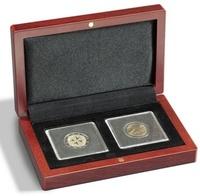 Футляр VOLTERRA QUADRUM для 2-х монет